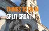 split croatia points of interest