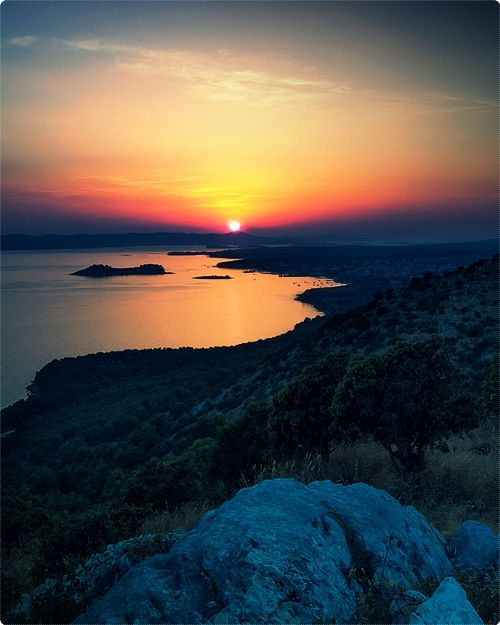 Kornati National Park. This wonderful archipelago consists of 89 islands, islets, and reefs.