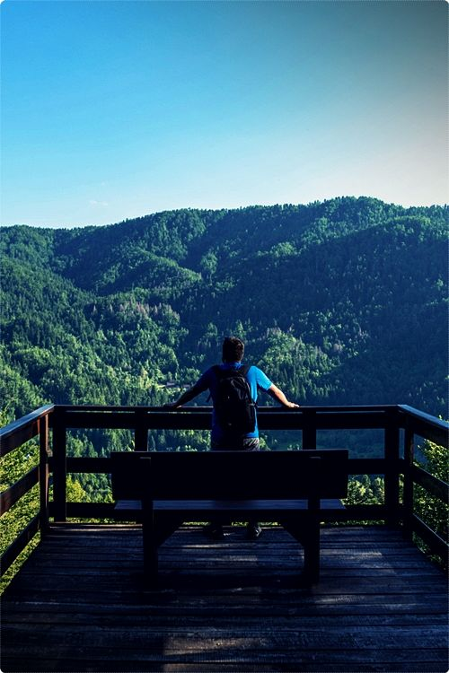 Risnjak National Park is a perfect place to escape summer heats and enjoy beautiful intact nature, panoramic mountain views, dense forest, and various mountain trails.