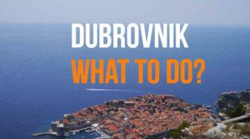 dubrovnik how many days